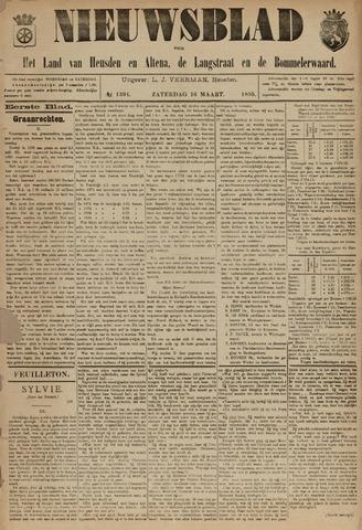 Nieuwsblad het land van Heusden en Altena de Langstraat en de Bommelerwaard 1895-03-16