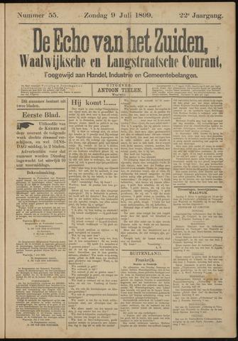 Echo van het Zuiden 1899-07-09