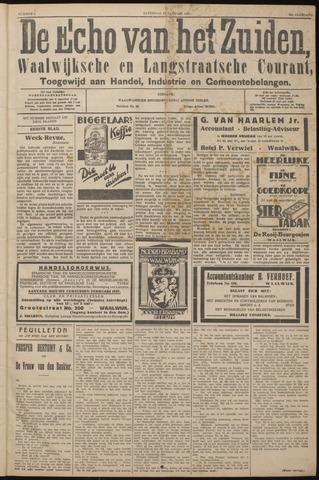 Echo van het Zuiden 1927-01-15