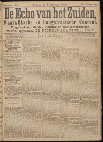 Echo van het Zuiden 1906-09-16