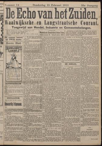 Echo van het Zuiden 1912-02-15