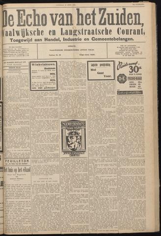 Echo van het Zuiden 1932-04-30