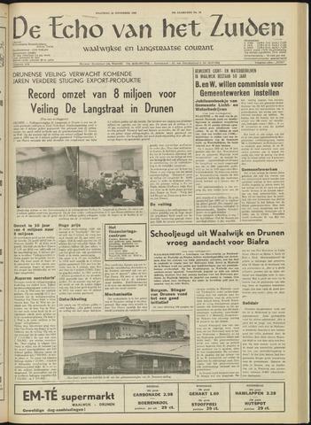 Echo van het Zuiden 1969-11-24