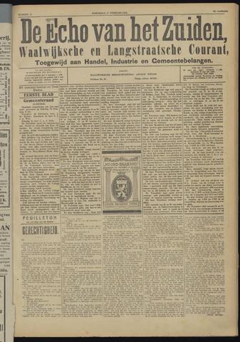 Echo van het Zuiden 1924-02-27