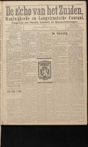 Echo van het Zuiden 1927-10-08