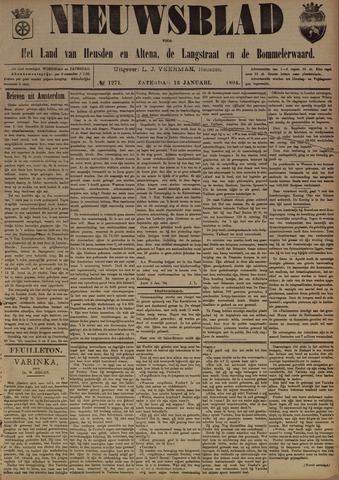 Nieuwsblad het land van Heusden en Altena de Langstraat en de Bommelerwaard 1894-01-13