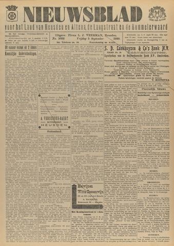 Nieuwsblad het land van Heusden en Altena de Langstraat en de Bommelerwaard 1930-09-05