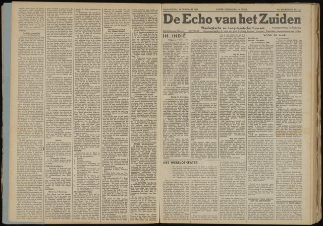 Echo van het Zuiden 1948-02-19