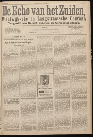 Echo van het Zuiden 1936-11-18
