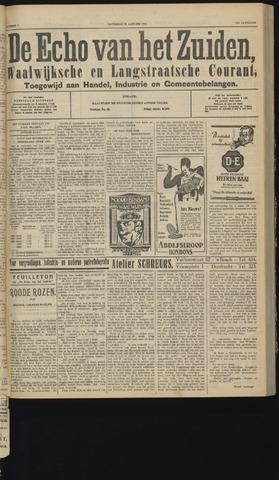 Echo van het Zuiden 1930-01-25