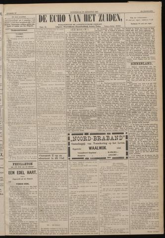 Echo van het Zuiden 1920-08-26