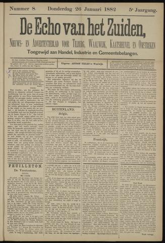 Echo van het Zuiden 1882-01-26