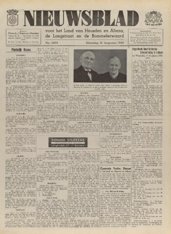 Nieuwsblad het land van Heusden en Altena de Langstraat en de Bommelerwaard 1949-08-15