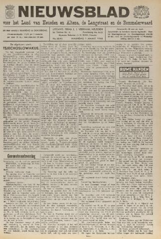 Nieuwsblad het land van Heusden en Altena de Langstraat en de Bommelerwaard 1948-03-01