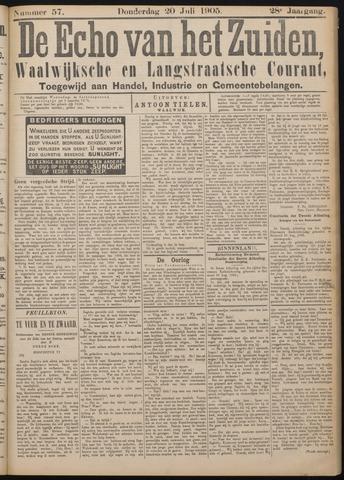 Echo van het Zuiden 1905-07-20