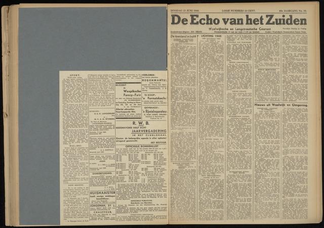 Echo van het Zuiden 1946-06-25