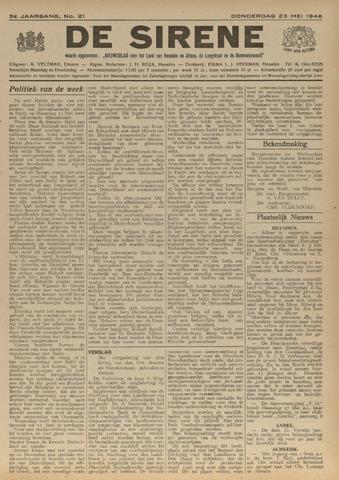 De Sirene 1946-05-23