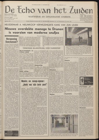 Echo van het Zuiden 1970-11-12