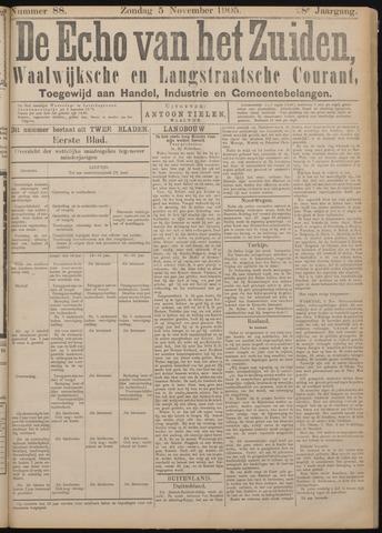 Echo van het Zuiden 1905-11-05