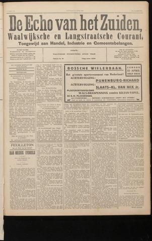 Echo van het Zuiden 1934-04-11