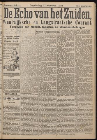 Echo van het Zuiden 1912-10-17