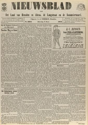 Nieuwsblad het land van Heusden en Altena de Langstraat en de Bommelerwaard 1913-06-07