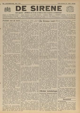 De Sirene 1946-05-31