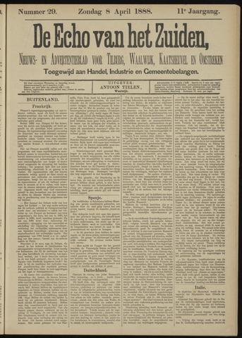 Echo van het Zuiden 1888-04-08