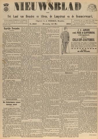 Nieuwsblad het land van Heusden en Altena de Langstraat en de Bommelerwaard 1913-05-14