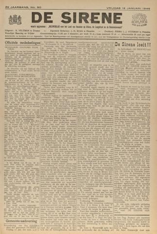 De Sirene 1946-01-18