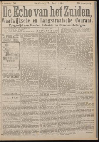 Echo van het Zuiden 1909-07-29