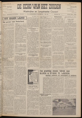 Echo van het Zuiden 1955-03-25