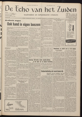 Echo van het Zuiden 1965-09-06