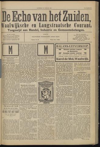 Echo van het Zuiden 1931-01-10