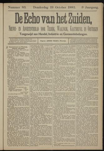Echo van het Zuiden 1882-10-19