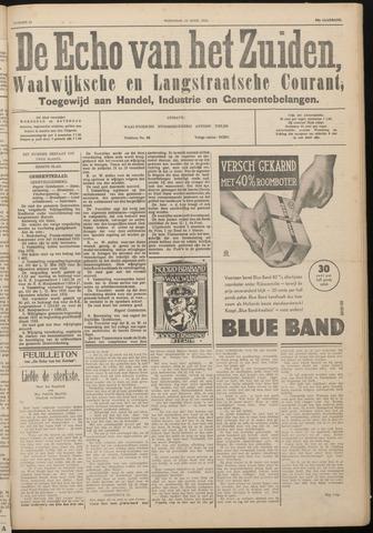 Echo van het Zuiden 1933-04-12