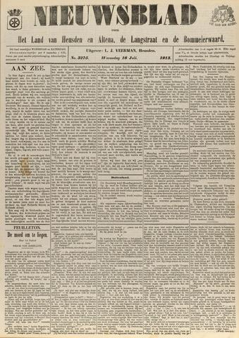 Nieuwsblad het land van Heusden en Altena de Langstraat en de Bommelerwaard 1913-07-16