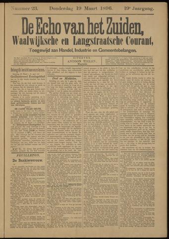Echo van het Zuiden 1896-03-19