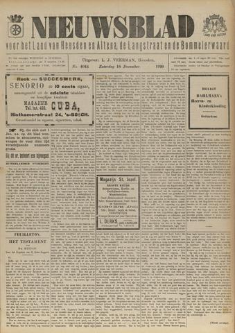 Nieuwsblad het land van Heusden en Altena de Langstraat en de Bommelerwaard 1920-12-18