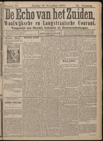 Echo van het Zuiden 1902-11-16