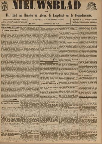 Nieuwsblad het land van Heusden en Altena de Langstraat en de Bommelerwaard 1901-11-16