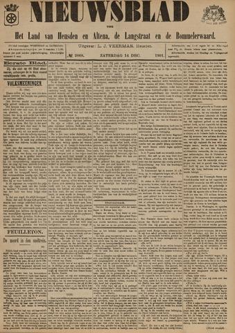 Nieuwsblad het land van Heusden en Altena de Langstraat en de Bommelerwaard 1901-12-14