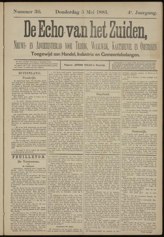 Echo van het Zuiden 1881-05-05