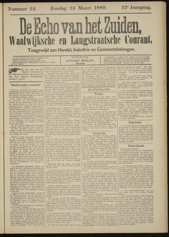 Echo van het Zuiden 1889-03-24
