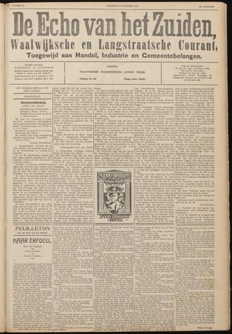 Echo van het Zuiden 1933-11-22