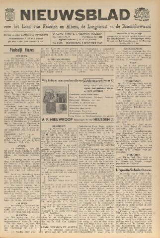 Nieuwsblad het land van Heusden en Altena de Langstraat en de Bommelerwaard 1948-12-02