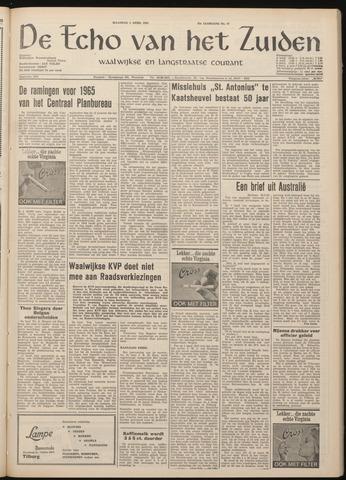 Echo van het Zuiden 1965-04-05