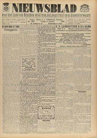 Nieuwsblad het land van Heusden en Altena de Langstraat en de Bommelerwaard 1928-08-03