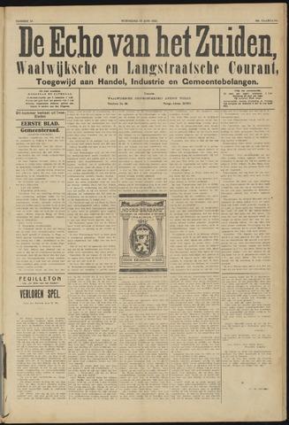 Echo van het Zuiden 1923-06-13