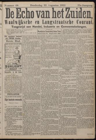 Echo van het Zuiden 1912-08-22